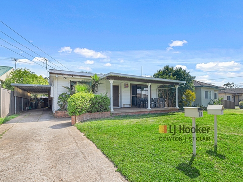 21 Leonard Street Colyton, NSW 2760