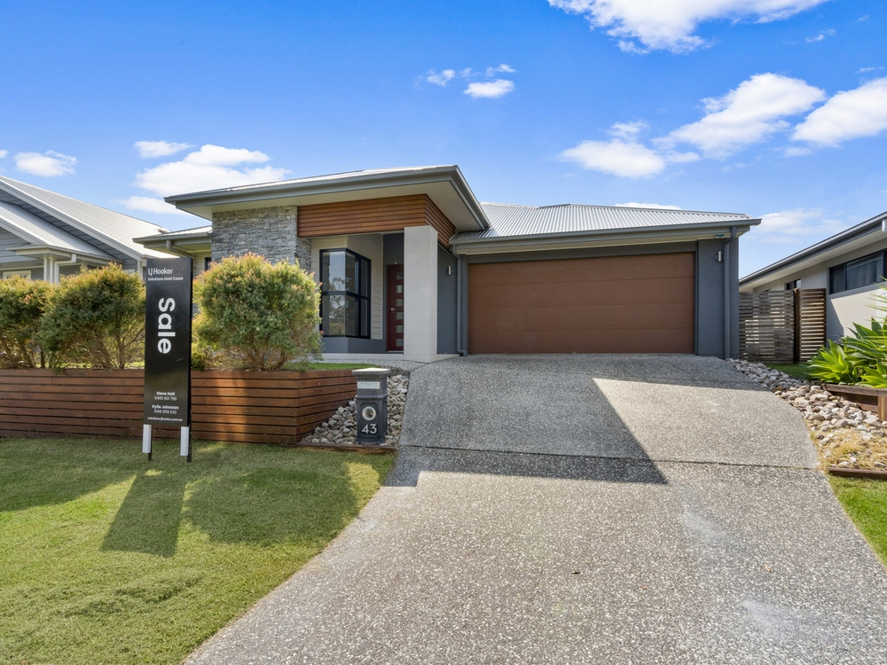 43 Lysaght Drive Pimpama, QLD 4209