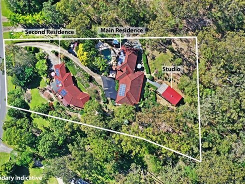 68 Golden Valley Road Tallebudgera Valley, QLD 4228