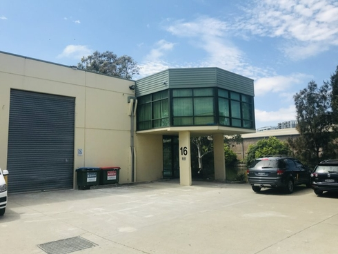 Unit 16/24-26 Burrows Road St Peters, NSW 2044