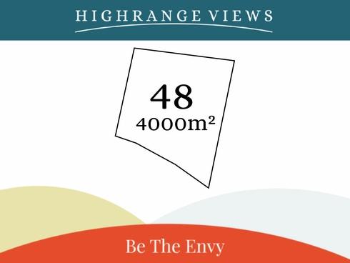 Lot 48/ Escarpment Avenue Cabarlah, QLD 4352