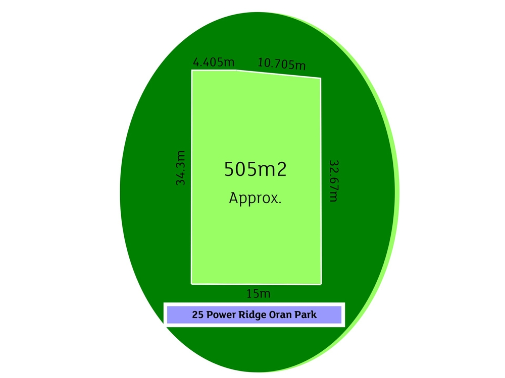 Lot 5526/25 Power Ridge Oran Park, NSW 2570