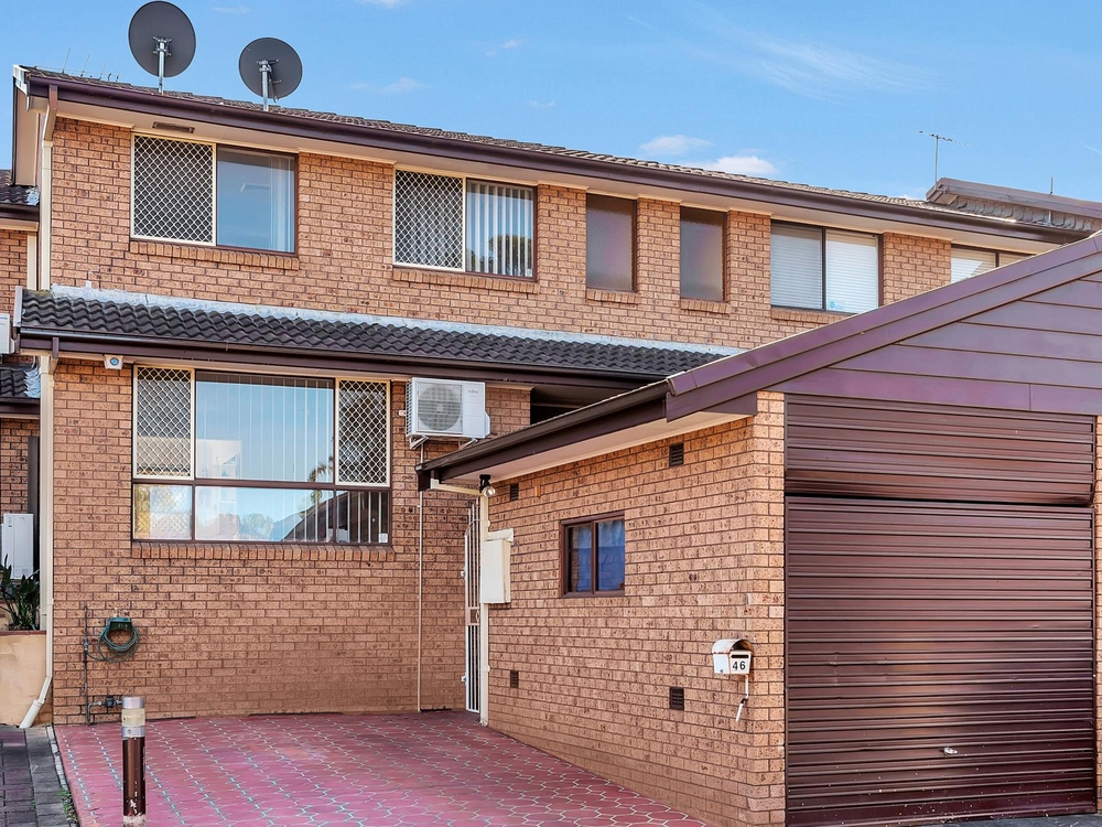 46/34-36 Ainsworth Crescent Wetherill Park, NSW 2164