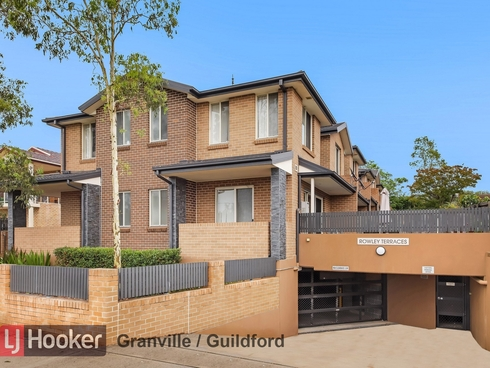 4/26 Rowley Road Guildford, NSW 2161