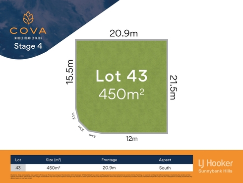 Lot 43/12 Lambretta Street Hillcrest, QLD 4118