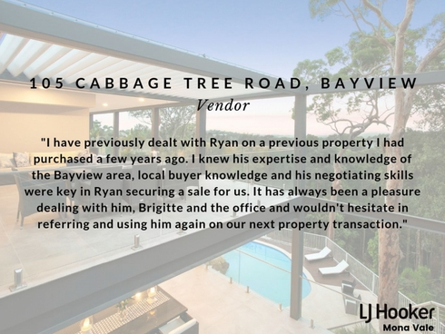 105 Cabbage Tree Road Bayview, NSW 2104