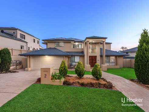 2 Golden Oak Crescent Carindale, QLD 4152