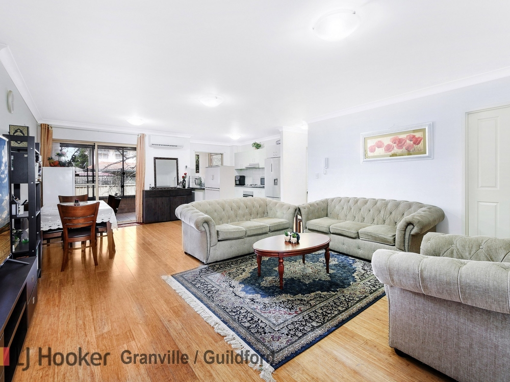 4/334-336 Railway Terrace Guildford, NSW 2161