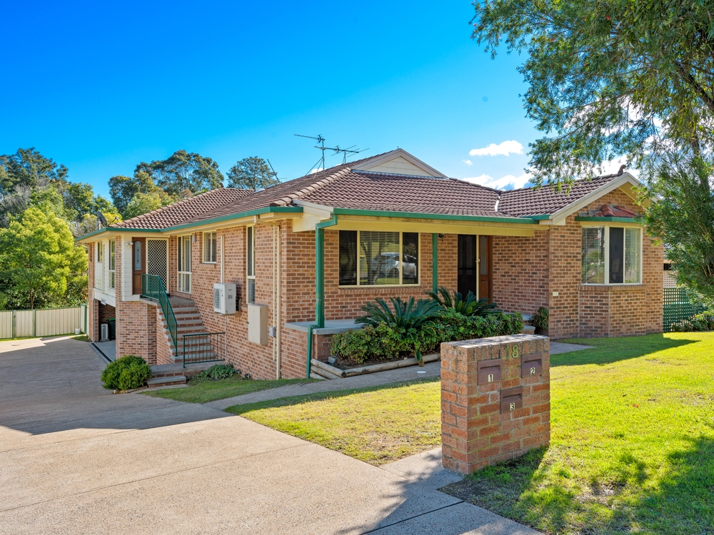 1/18 Baker Drive Tenambit, NSW 2323