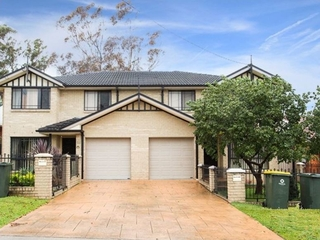 11a Wainwright Street Guildford , NSW, 2161