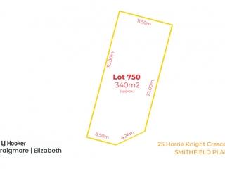 25 Horrie Knight Crescent Smithfield Plains , SA, 5114