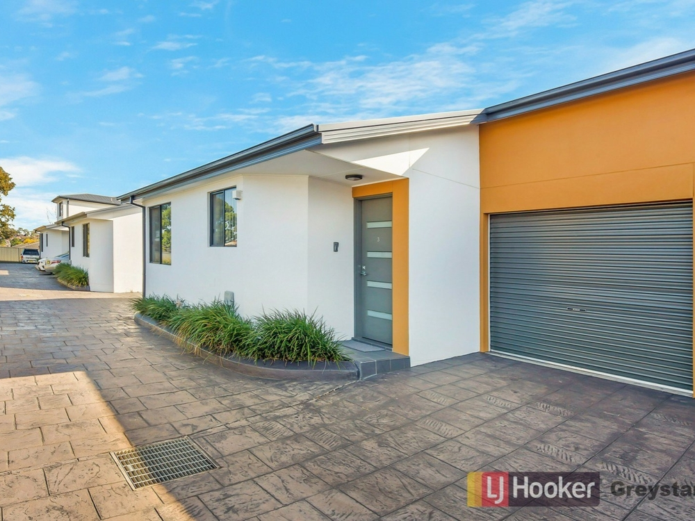 3/23 Hampden Road South Wentworthville, NSW 2145