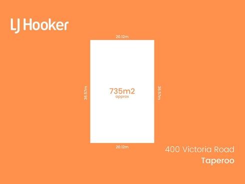 400 Victoria Road Taperoo, SA 5017