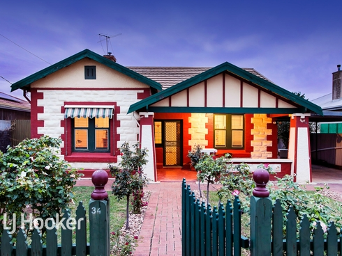 34 Levi Street Woodville West, SA 5011