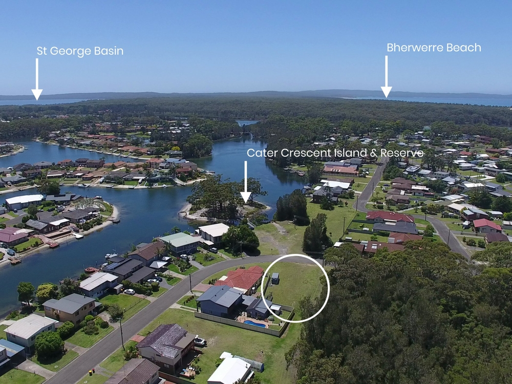 70 Cater Crescent Sussex Inlet, NSW 2540