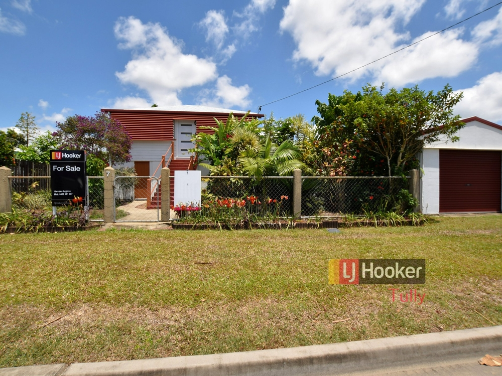 7 Walter Lever Estate Road Silkwood, QLD 4856
