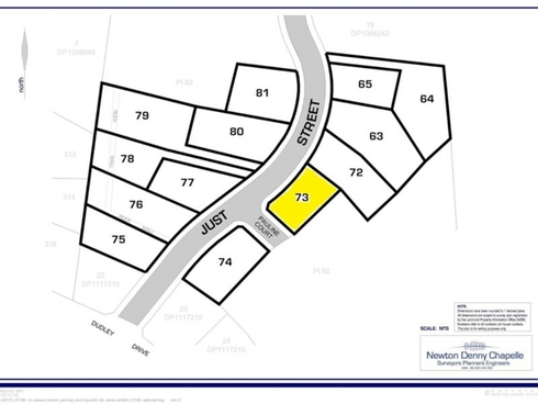 Lot 73 Just Street Goonellabah, NSW 2480