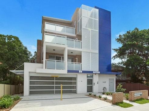 Unit 4/29 Military Rd Merrylands, NSW 2160