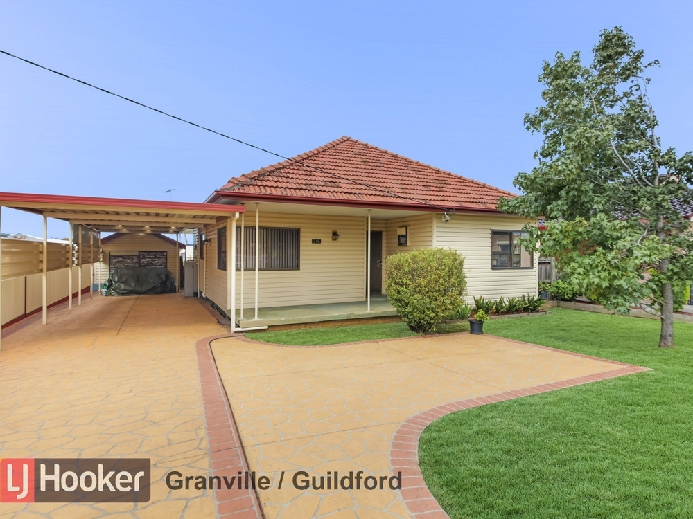 215 Excelsior Street Guildford, NSW 2161