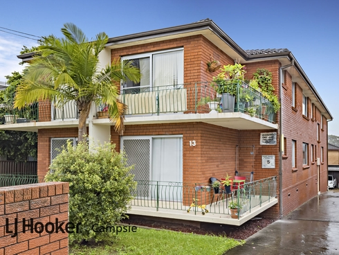6/13 Yangoora Road Belmore, NSW 2192