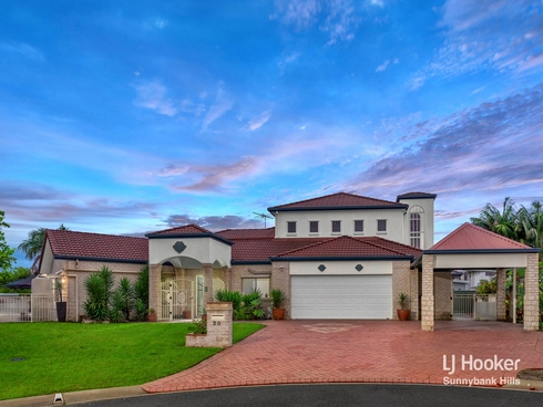 20 Mayfair Close Wishart, QLD 4122
