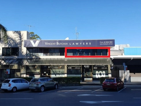 Suite 203/24 Gordon Street Coffs Harbour, NSW 2450