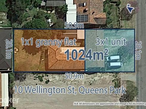 10 Wellington Street Queens Park, WA 6107