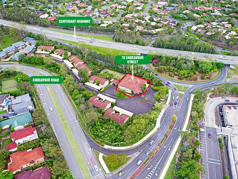 Lot 1/76 Endeavour Street Mount Ommaney, QLD 4074